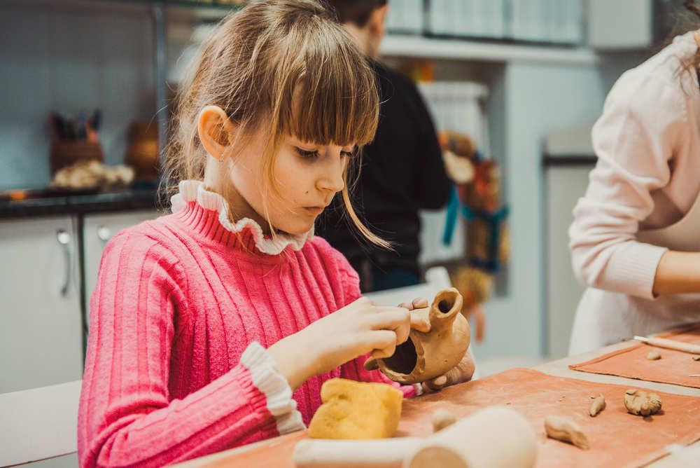 Taller de Cerámica Infantil, Juvenil y Discapacitados/as