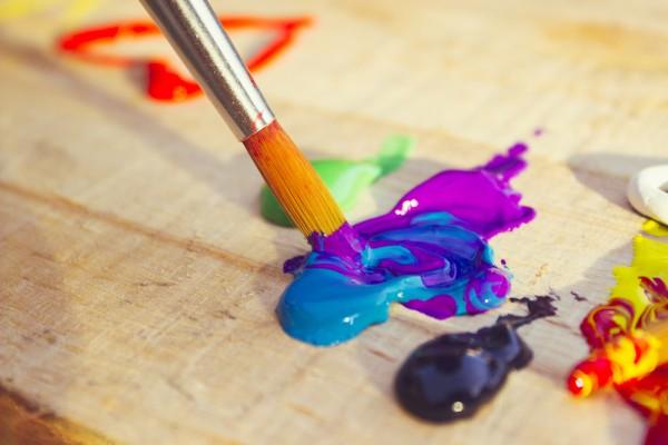 Taller de Pintura Infantil, Juvenil y Discapacitados/as
