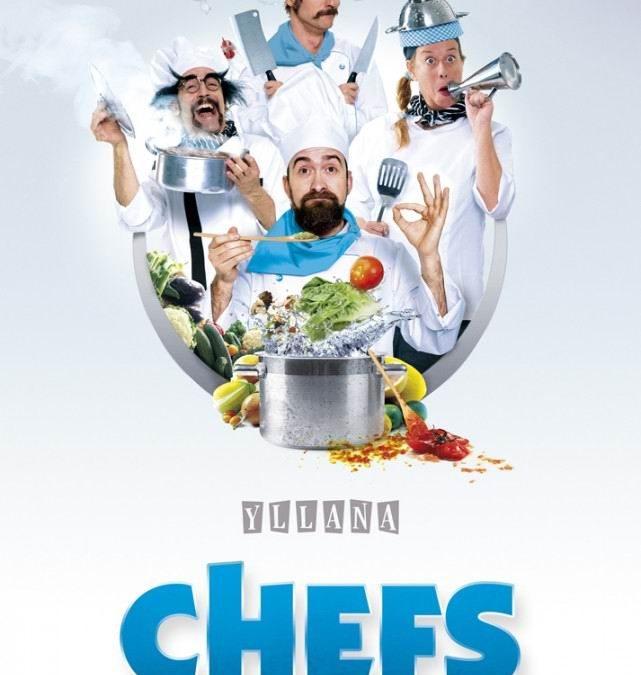 Chefs Yllana