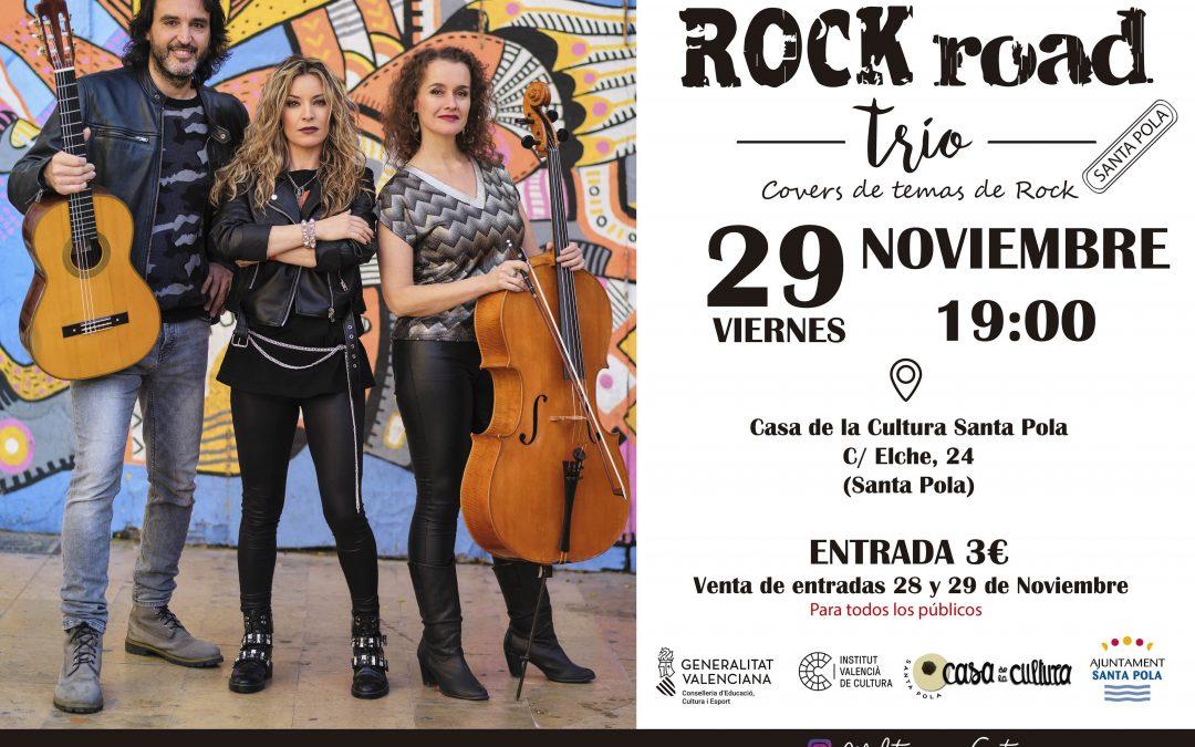Rock Road Trío