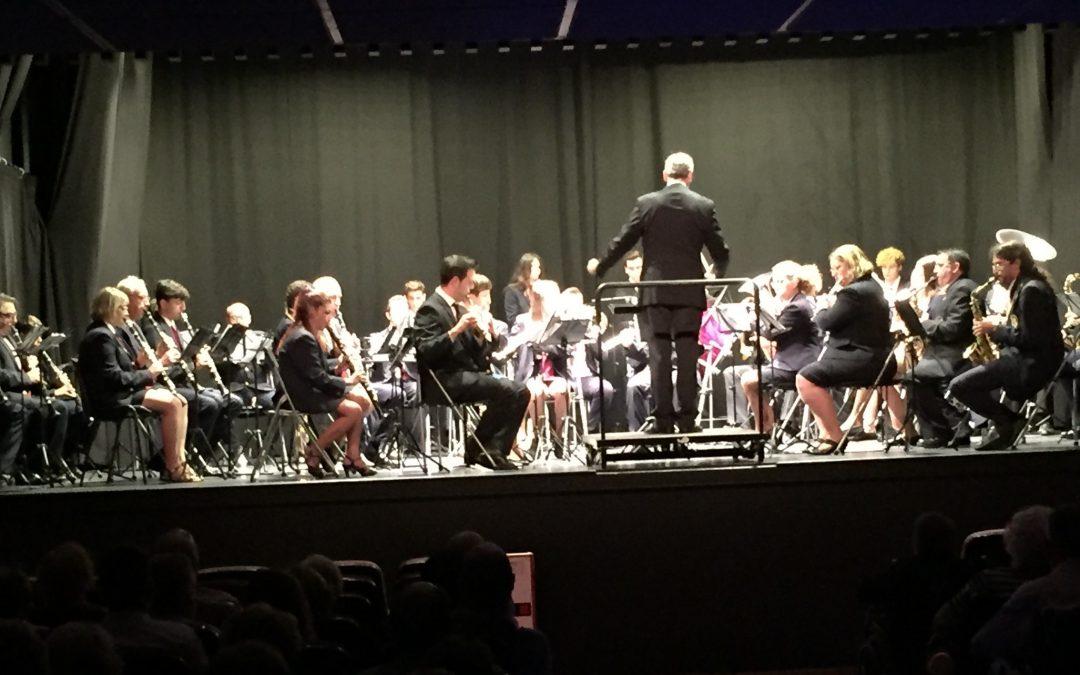 CONCIERTO DE NAVIDAD Banda Unió Musical de Santa Pola