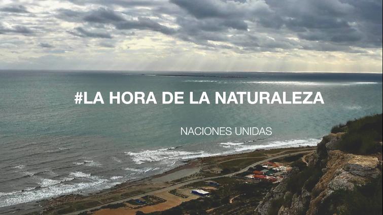 #La Hora de la Naturaleza