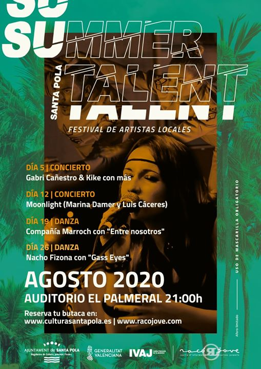 Festival SUMMER TALENT 2020