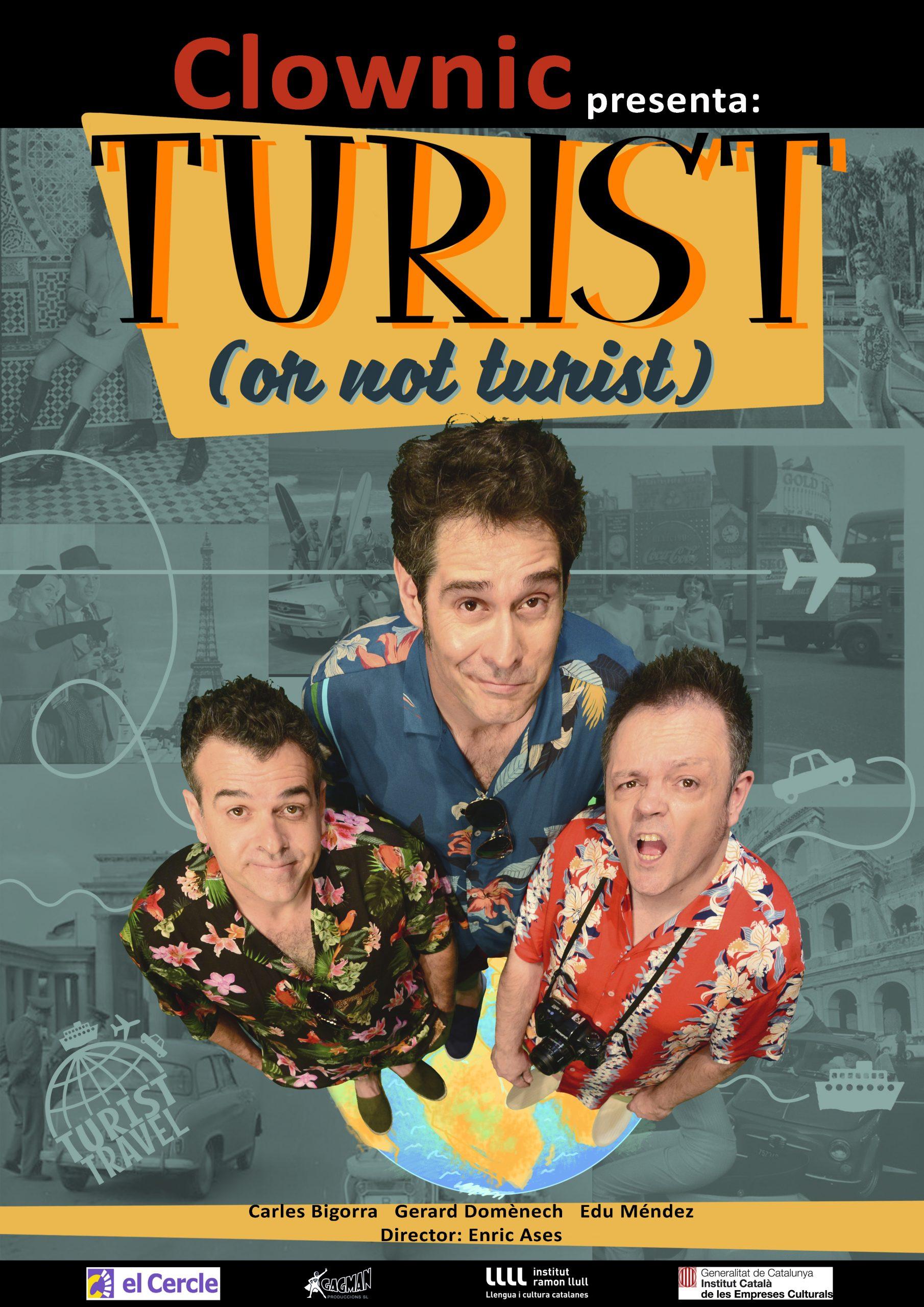 Turist (or not turist)