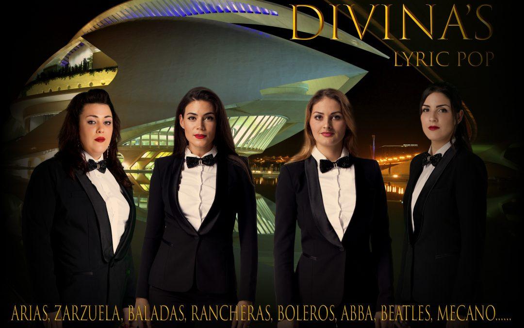 DIVINAS LYRIC POP