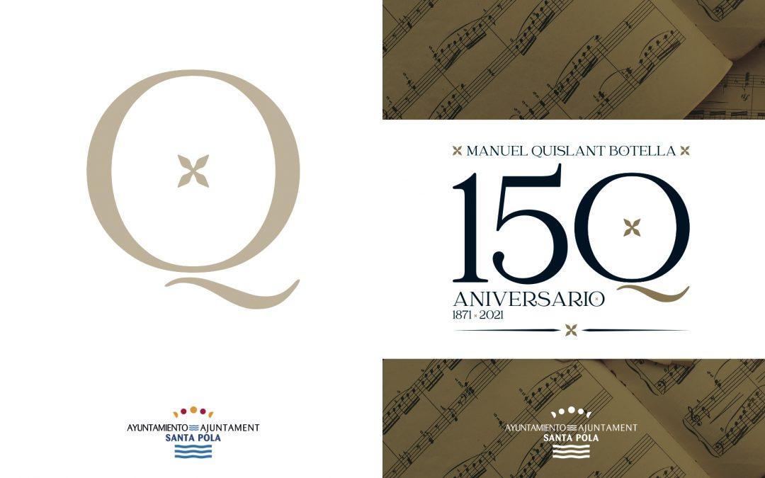 Conmemoración 150 Aniversario Nacimiento D. MANUEL QUISLANT BOTELLA